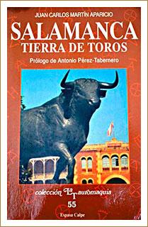 Salamanca tierra de toros